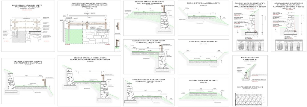 Chatillon - elaborato progettuale